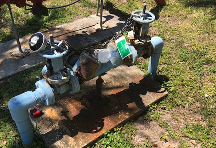 What is a Backflow Device?